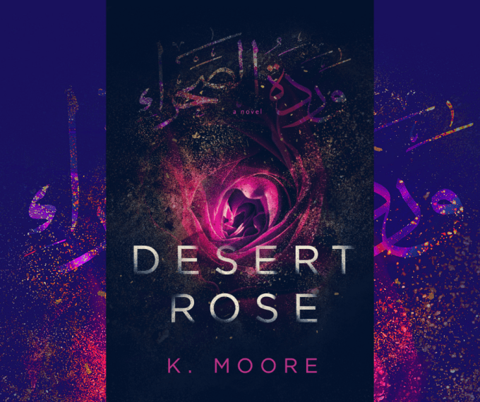 What would you do if your child was taken? Desert Rose by K. Moore #Suspense #amreading @InkSlingerPR @runs2ny
