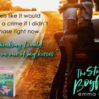 The Stand-In Boyfriend by Emma Doherty #YA #Romance @InkSlingerPR
