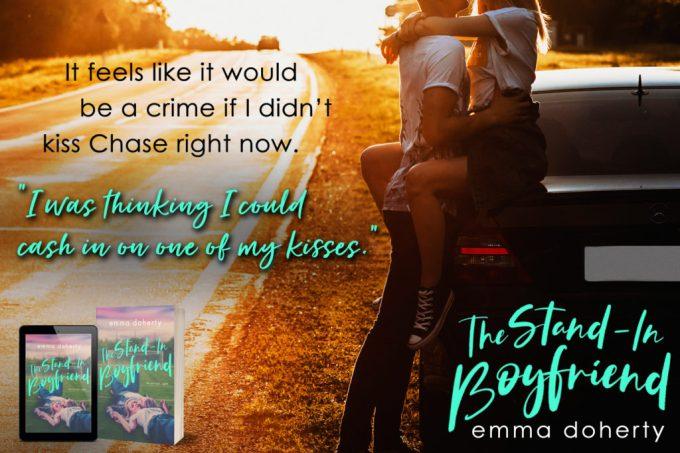 The Stand-In Boyfriend by Emma Doherty #YA #Romance@InkSlingerPR