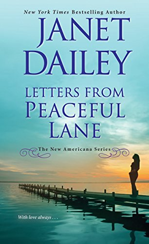 Letters From Peaceful Lane by Janet Dailey #Romance#BookReview