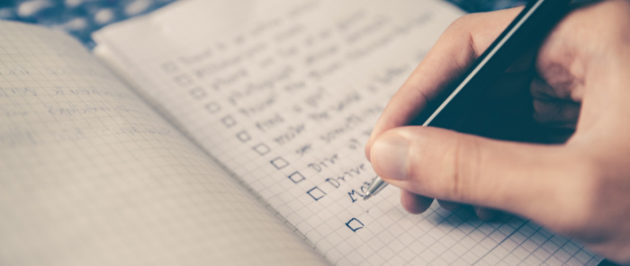 6 Draft Checklist Ideas (And Why You Should Create YourOwn)