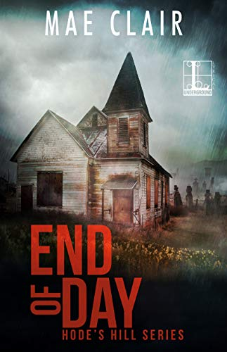 End of Day by @MaeClair1 #Mystery #BookReview @KensingtonBooks