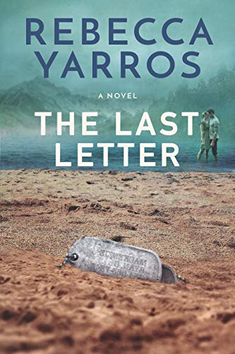 The Last Letter by @RebeccaYarros #BookReview#Romance