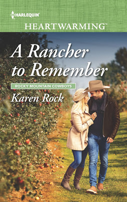A Rancher to Remember by @Karenrock5 #HarlequinBooks #Romance @PrismBookTours