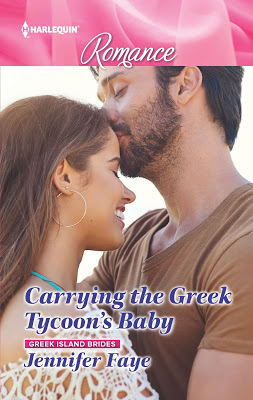 Carrying the Greek Tycoon's Baby by @JenniferFaye34 #Romance #amreading @HarlequinBooks@PrismBookTours