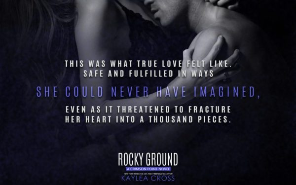 She's been hurt too many times… Rocky Ground by @KayleaCross #Suspense #Reading @InkSlingerPR