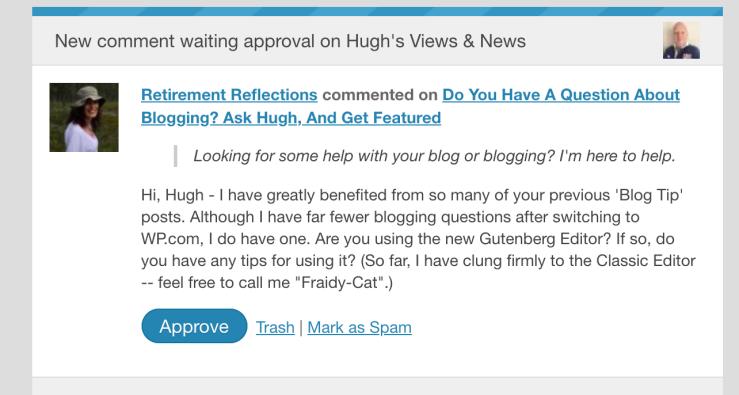 #bloggingtips #blogging #Gutenberg #GutenbergEditor