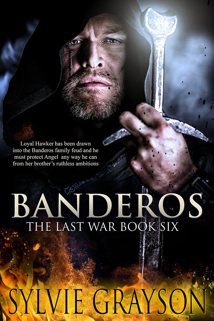Banderos, The Last War: Book 6 by @SylvieGrayson #Fantasy #SciFi #NewRelease