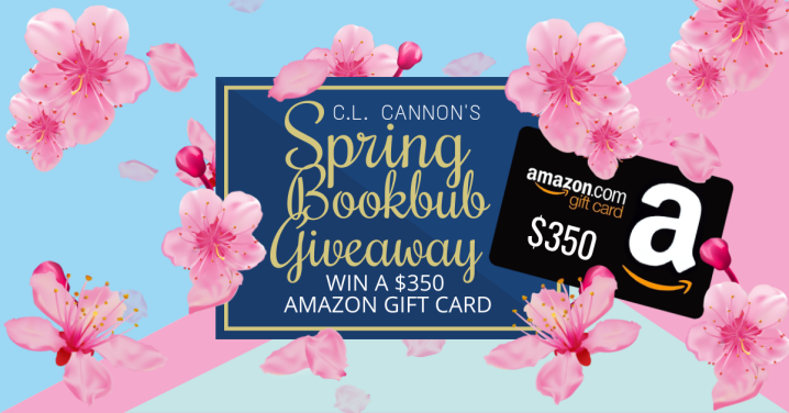 Share the Wealth #Spring #Giveaway @CLCannonAuthor