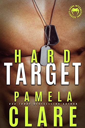 Hard Target by @Pamela_Clare #MilitarySuspense #BookReview