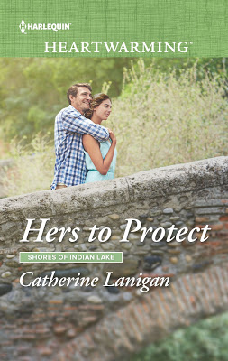 Hers to Protect by Catherine Lanigan #Harlequin #Romance @PrismBookTours @CathLanigan