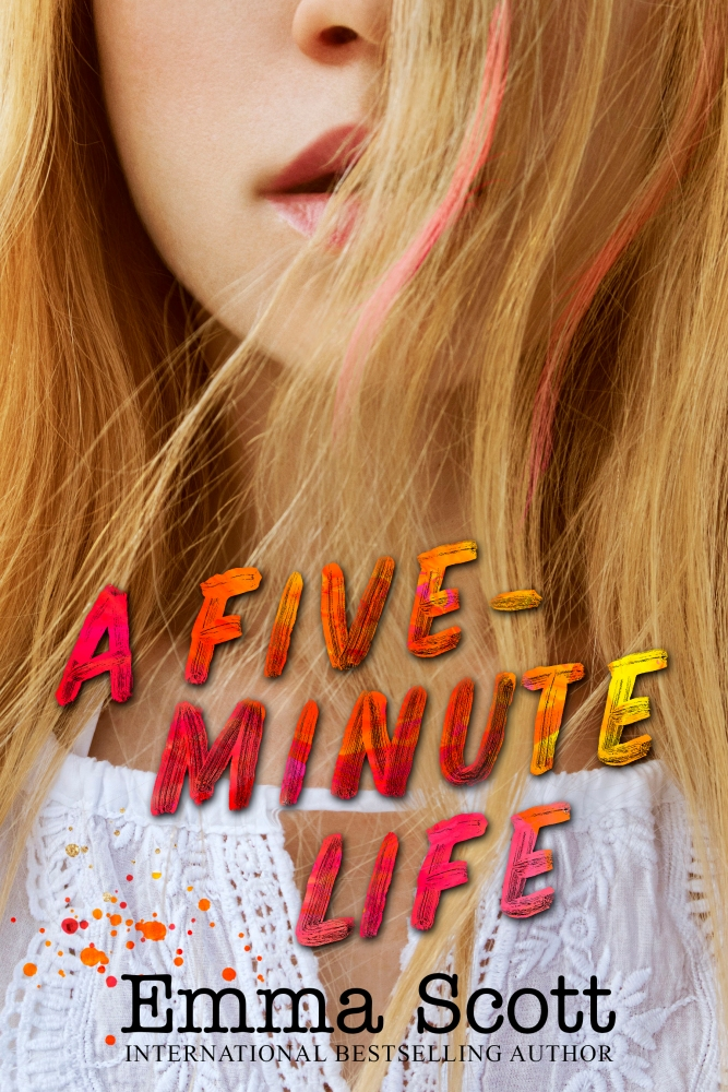 Thea Hughes has five minutes to live… A Five-Minute Life by Emma Scott #NewRelease #Romance @EmmaS_Writes@jennw23