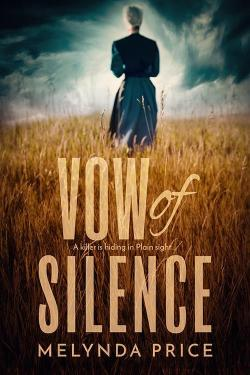 A killer is hiding in plain sight… Vow of Silence by @MelyndaPrice1 #Suspense #Reading@authorspal
