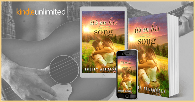 It's In His Song by Shelly Alexander #Romance #amreading @InkSlingerPR