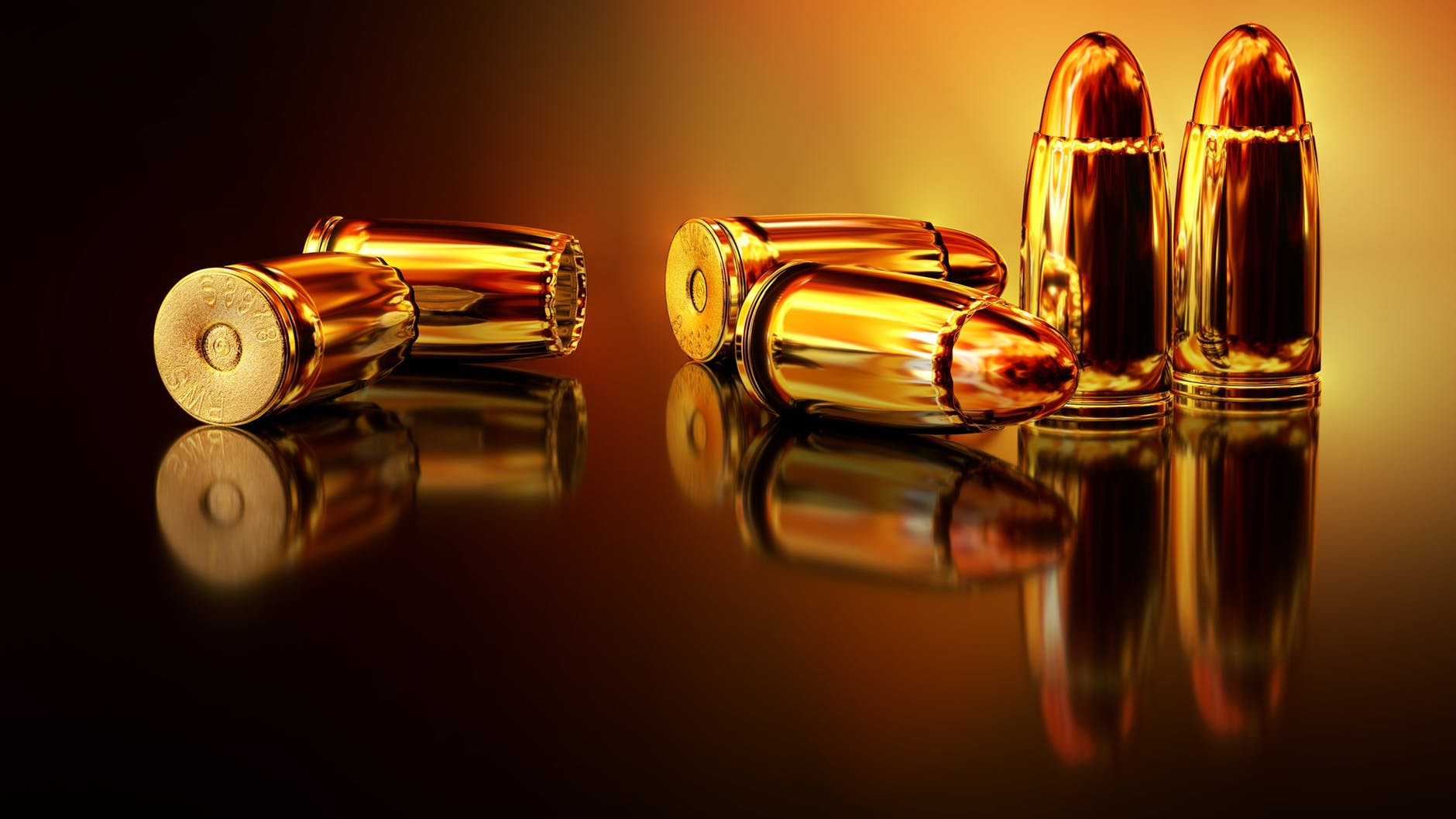 ammunition brass bullets cartridges