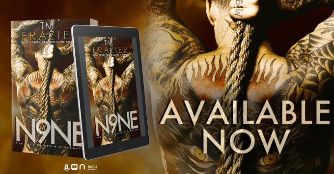 Nine: The Tale of Kevin Clearwater by @TM_Frazier #NewRelease #Read @jennw23