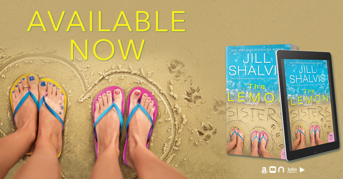 The Lemon Sisters by @JillShalvis #NewRelease #amreading @jennw23