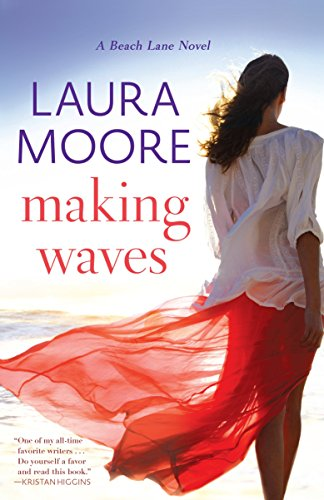 Making Waves by @LauraMooreBooks #TuesdayBookBlog #BookReview