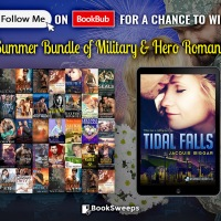 I'm participating in an awesome @BookSweeps promo! Follow me and other great Military & Hero romance authors on BookBub and be entered to win 30+ Military & Hero romances + a brand new eReader! 👉 bit.ly/HeroRomance-July2019 #books #amreading