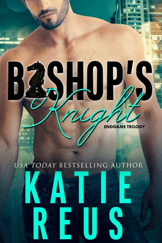 Bishop's Knight by @KatieReus #Suspense #Reading @InkSlingerPR