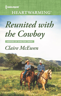 Reunited with the Cowboy by @ClaireMcEwan1 #HeartwarmingRomance #Read @HarlequinBooks @PrismBookTours