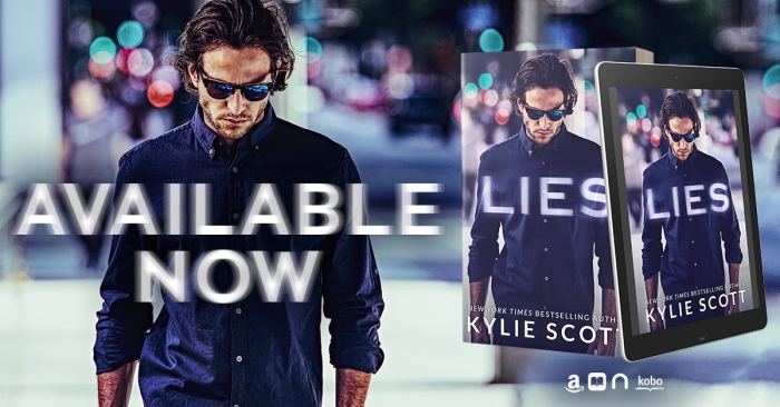 The perfect blend of heat and humor… Lies by @KylieScottBooks #NewRelease #Romance @jennw23