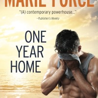 He came home a hero and lost the only woman he's ever loved… One Year Home by @MarieForce #NewRelease #Romance @InkSlingerPR