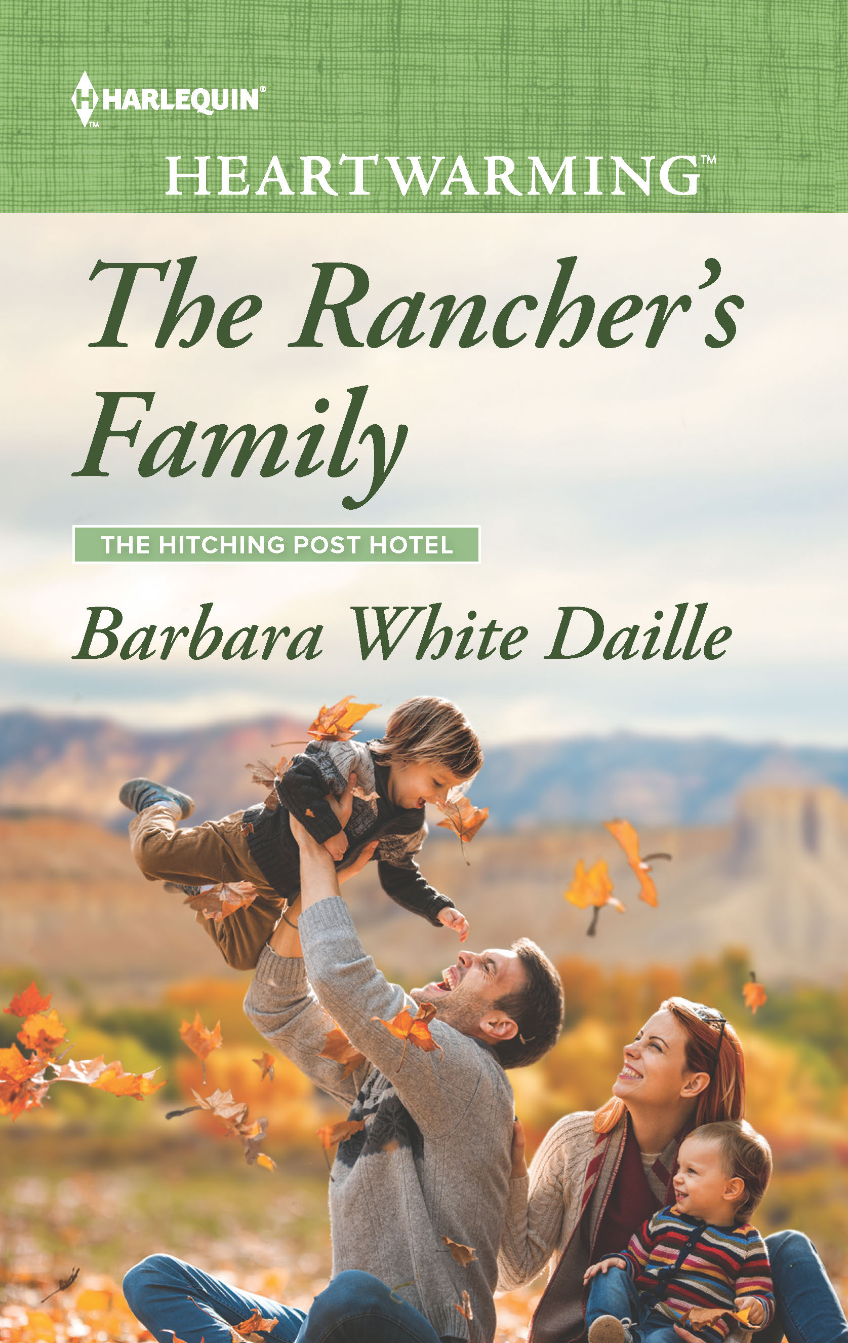Cover original The Rancher's Family