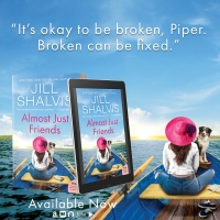 Almost Just Friends by @JillShalvis #NewRelease #Romance