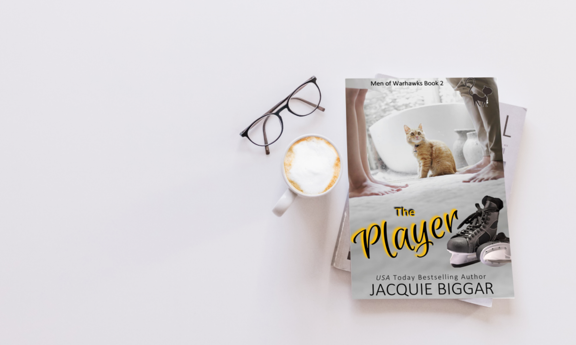 Jacquie Biggar-USA Today Best-selling author