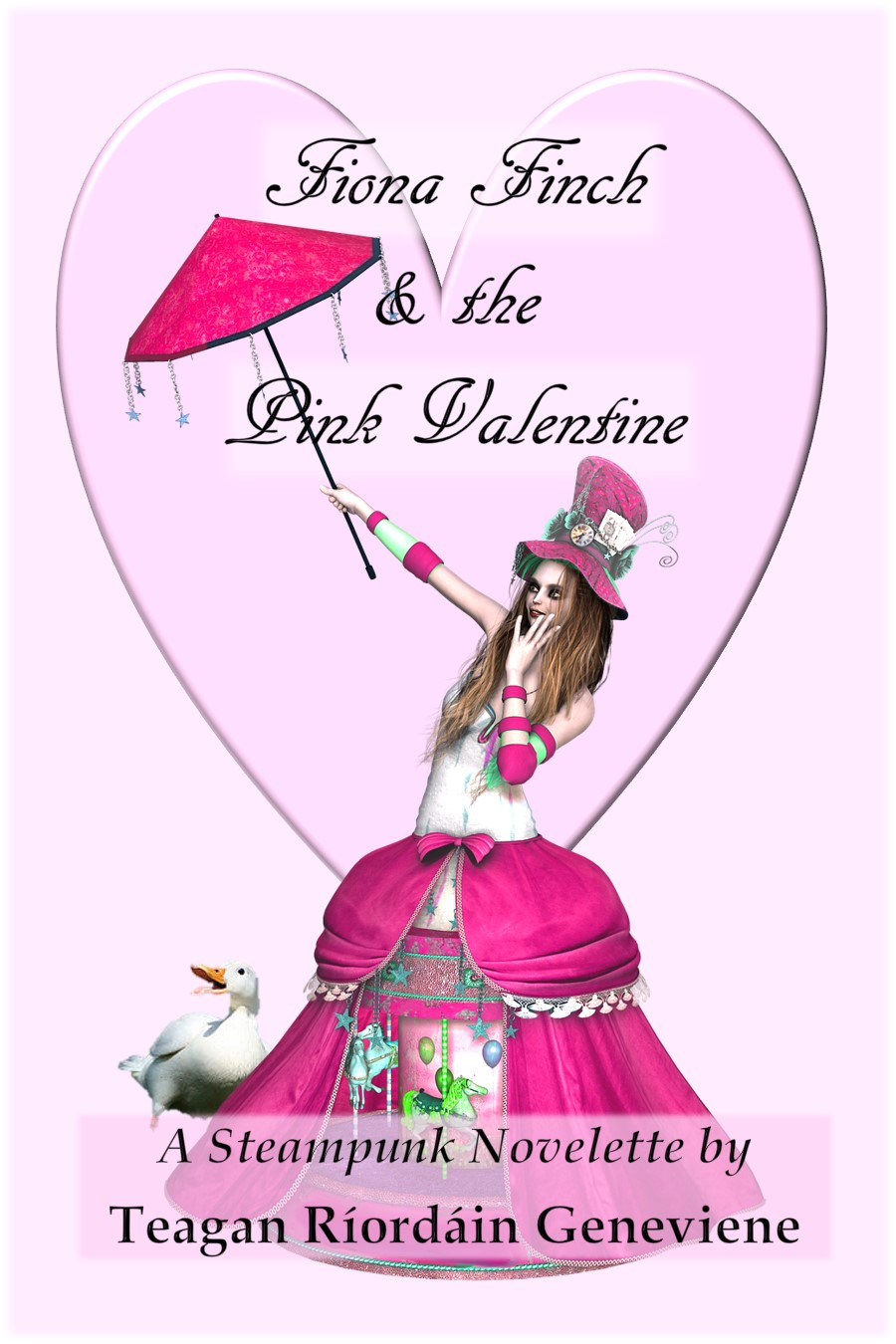 Fiona Finch n the Pink Valentine