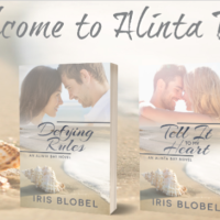 #GuestPOst- Welcome to AlinTa Bay by Iris Blobel #Romance @_iris_B