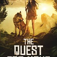 #TuesdayBookReview- The Quest For Home by Jacqui Murray #PrehistoricSuspense @WordDreams