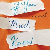 #BookReview- If You Must Know by Jamie Beck #WomensFic @writerjamiebeck