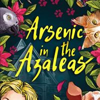 #BookReview- Arsenic in The Azaleas by @DaleMayer #CozyMystery