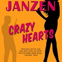 Crazy Hearts by Tara Janzen #BookReview #RomanticSuspense