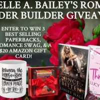 Michelle A. Bailey's #Romance Reader Builder #Giveaway