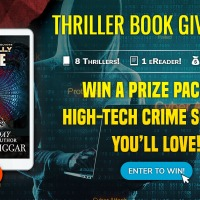 enter to win on @BookSweeps today — plus the rest of the exciting High-Tech Crime Solvers Series from a great collection of authors... AND a brand new eReader :D #amreading #Giveaway