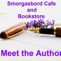 Smorgasbord Cafe and Bookstore – Meet the Authors - #Poetry Miriam Hurdle, #Thriller Jacquie Biggar, #YARomance Angie Dokos