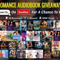 🔥Hot, hot, hot!- win on @BookSweeps today — 30 exciting Steamy & Erotic #Romance #Audiobooks from a great collection of authors... AND a brand new eReader