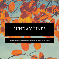 Sunday Lines: Sunday, October 25