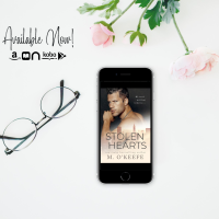 #NewRelease- Stolen Hearts Molly O'keefe #RomanceNovel #Reading @MollyOKWrites