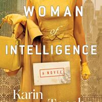 Complex and Mysterious: A Woman of Intelligence #BookReview #WomensFic @KarinTanabe