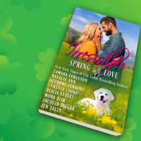 #NewRelease- Irresistible: Spring into Love #Romance #mgtab